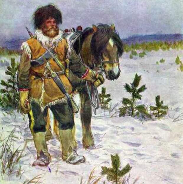 Образ русского казака в фольклоре народов Северо-Восточной Сибири