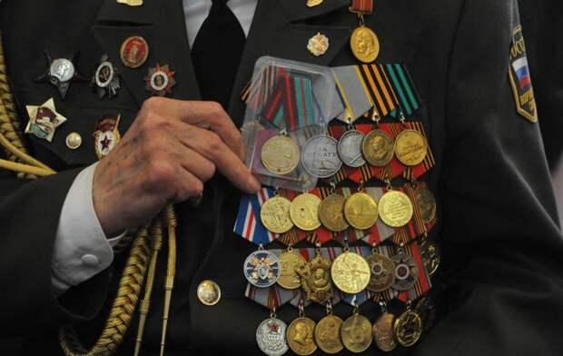 В Калуге ветеран трех войн отметил 105-летие
