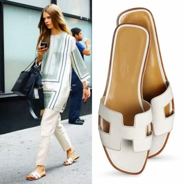 """""""Что носить этим летом"""": 7 Стильных моделей обуви, которые придутся по душе каждой моднице"""
