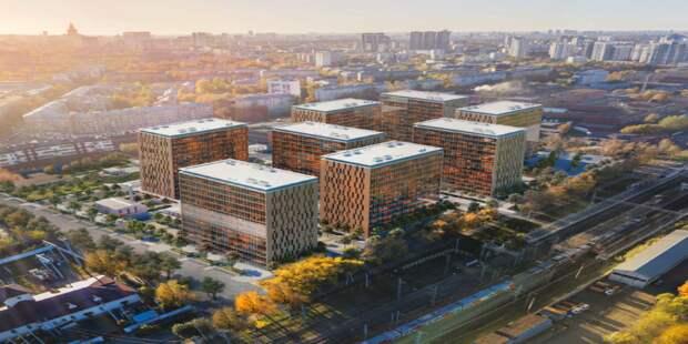 Ефимов назвал сроки строительства в Москве «Останкино бизнес-парка»