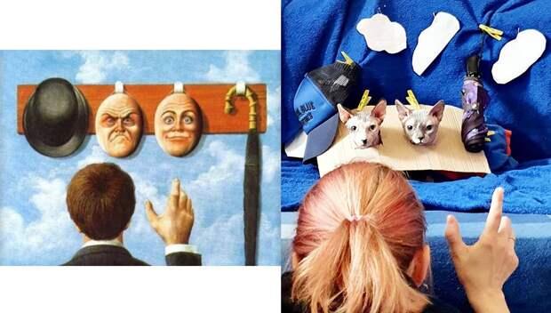 ИЗОизоляция: борясь со скукой локдауна, они создали настоящий арт-феномен