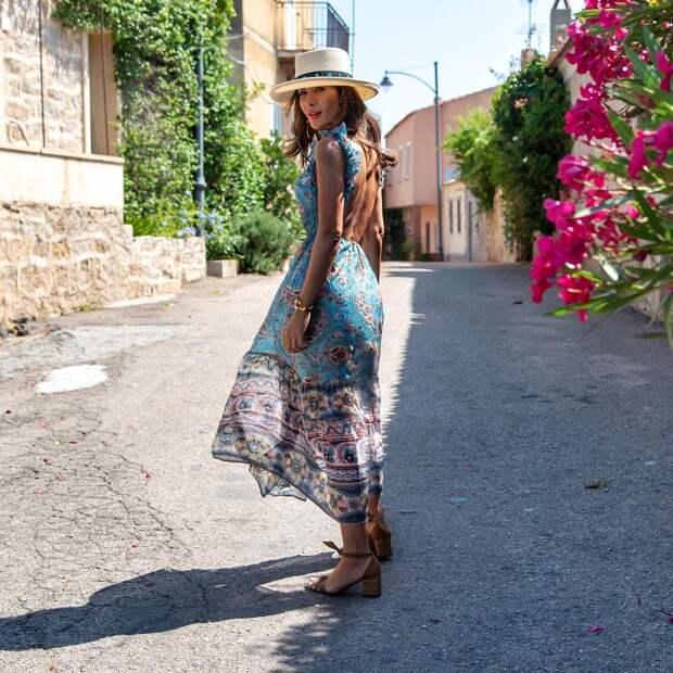 пляжные платья и туники для женщин после 40-50 лет фото 9