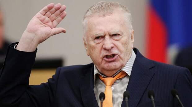 Жириновский назвал позором место России на Евровидении и раскритиковал Манижу