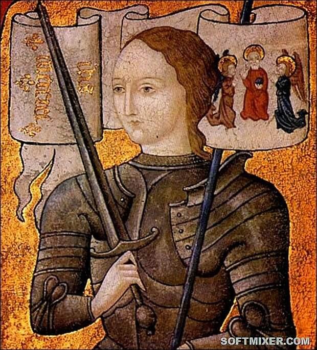 Жанна д'Арк: крестьянка или принцесса?