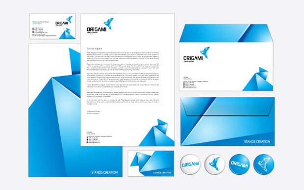 origami-business-card-design-&-corporate-identity-4