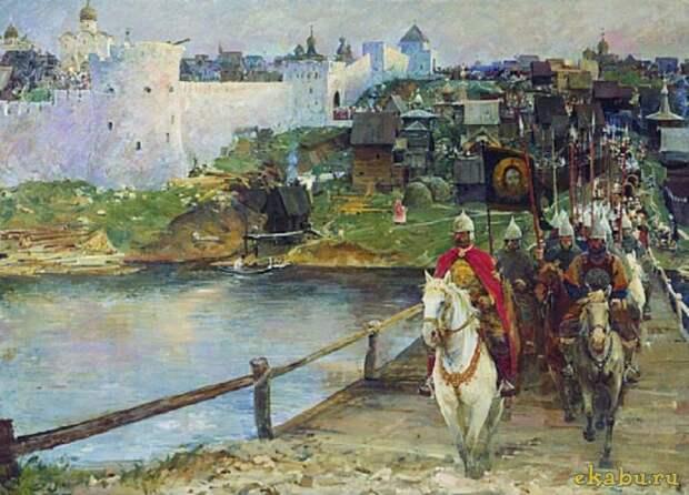Куликовская битва в письменных источниках.