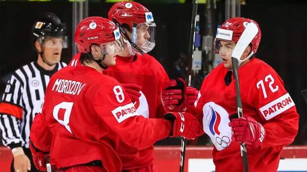 Сборная России назвала состав на матч ЧМ-2021 против Швейцарии