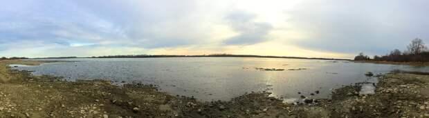Панорама слияния Бии и Катуни!