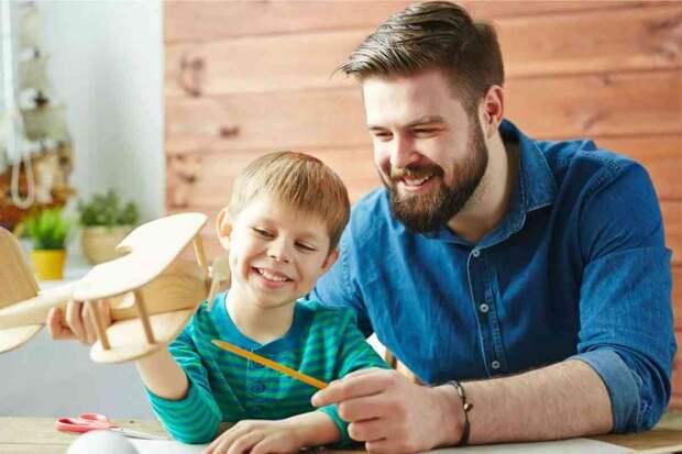 Жить в одной квартире и не заниматься ребенком мужа – реально?