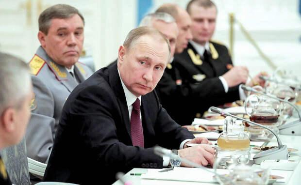 Зачем России Крым и Сирия?