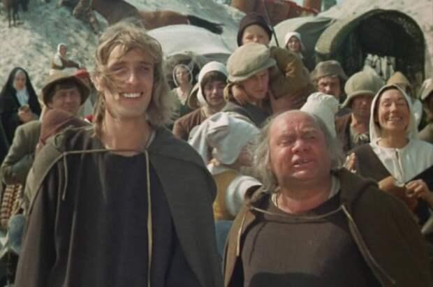 Леонов в фильме был органичен и, как и всегда, абсолютно неподражаем.