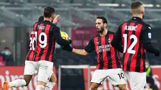 «Милану» удалось в 2 раза сократить финансовые потери