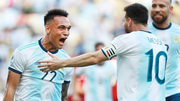 УАргентины новый герой, протащивший сборную вполуфинал Копы кбразильцам. Нет, это неМесси