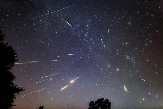 Нижегородцы смогут увидеть звездопад Лириды