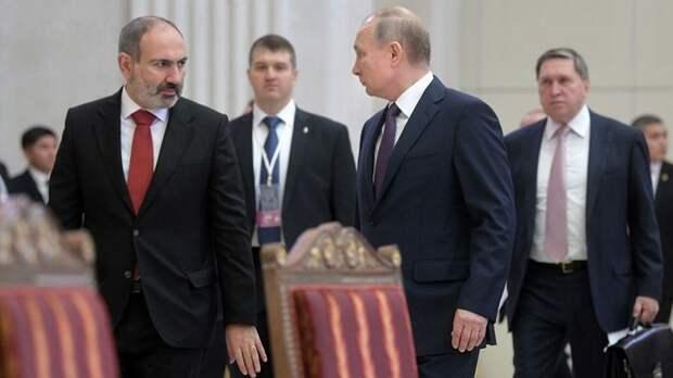 В Ереване ждут сокрушительного российского удара по Баку