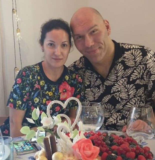Жена Валуева рассказала о браке