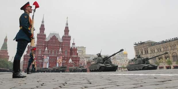 Кремль отказался приглашать иностранных гостей на Парад Победы