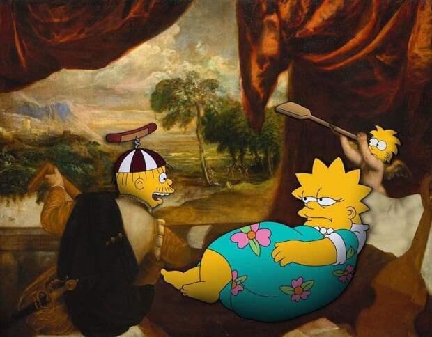 Симпсоны изобразительного искусства (10).jpeg