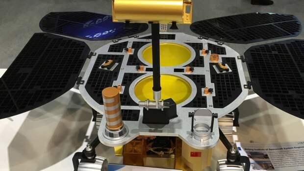 Посадка китайского ровера на поверхность Марса запланирована в период с 15 по...