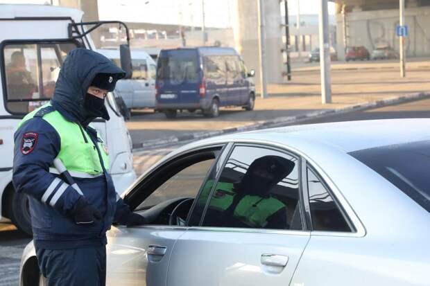 Пьяный водитель сбил полицейского в Кстовском районе