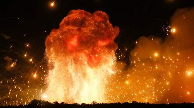 Движение ХАМАС атаковало израильский химзавод