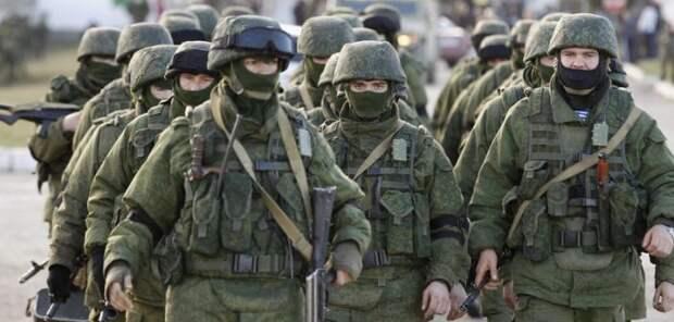 Украина: Выметайтесь, военная база РФ находится в Крыму незаконно