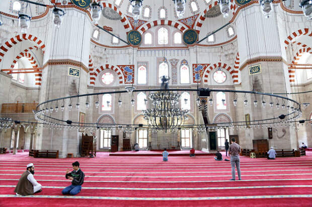 Мечеть Шехзаде, Стамбул красота, путешествия, фото