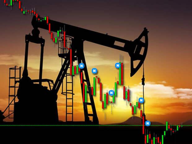 Нефть дешевеет, Brent пытается удержаться выше $66 за баррель