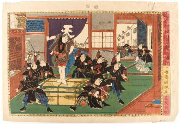 Краткая история | Перевороты, резкие перемены и их последствия (6 век)