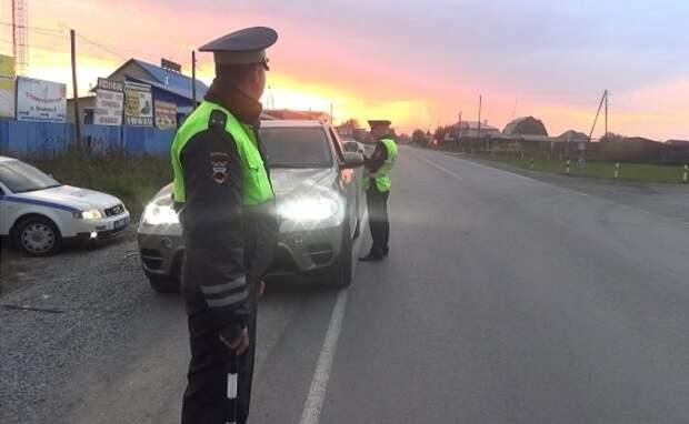 В эти выходные на дорогах Симферопольского района «облава» на пьяных водителей