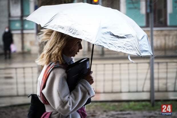 4 июня в Крыму ожидаются ливни и град