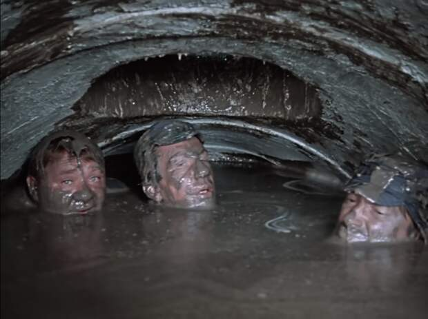 Так себе эликсир жизни, но на цемент вполне похоже (кадр из фильма)