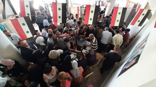 Евгений Сатановский о легитимности выборов в Сирии
