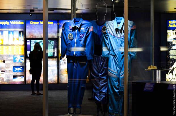 NASA - Внутренняя экспозиция