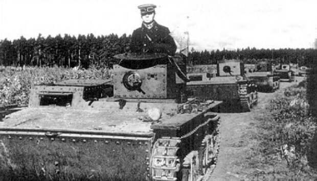 Боевое применение. рассказы об оружии, страницы истории, танк Т-38