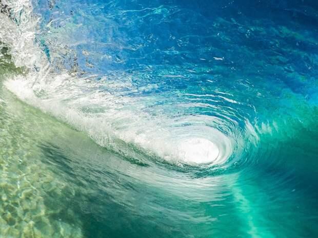 Следы внеземного вещества обнаружены в океане