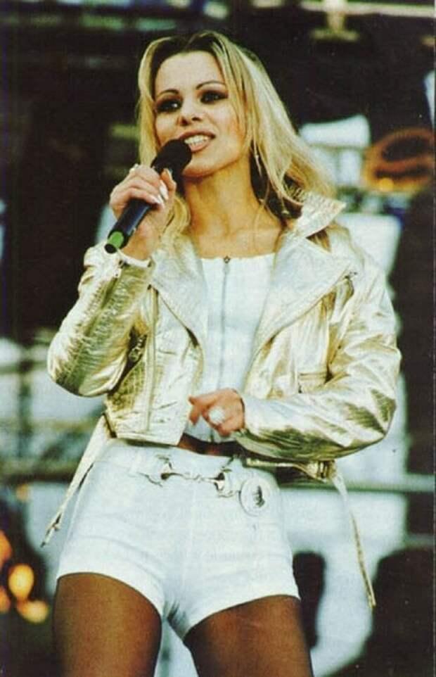 Ирина Салтыкова, 1996 год