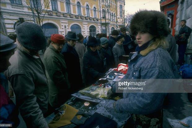 Что случилось после распада СССР.