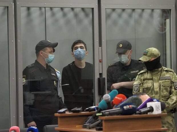 Казанский убийца заработал на ружье в игре Counter-Strike