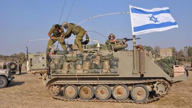 В Израиле назвали причину нанесения ракетного удара по многоэтажному офису СМИ в Газе