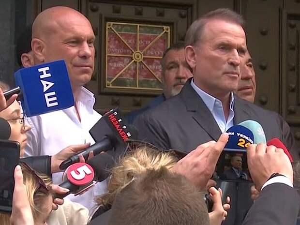В партии Медведчука утверждают, что лидера ОПЗЖ могут оставить на свободе за 9млн евро