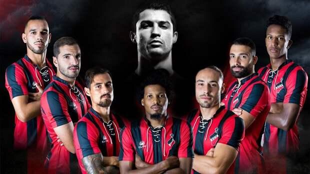 Клуб изПортугалии просит Роналду помочь подняться вовторой дивизион. Ихмечту зарубила федерация футбола