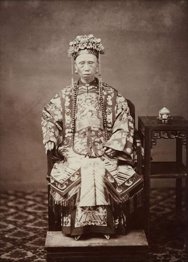 Редчайшие кадры Китая времён династии Цин: природа, люди, города безвозвратно ушедшей эпохи 77