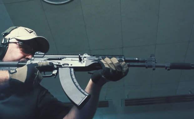 АК-400: новый талисман российского спецназовца