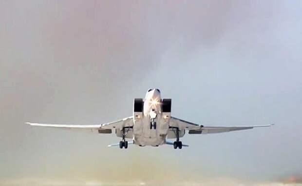 Ту-22М3 готовят к тому, чтобы «замочить талибов* в сортире»