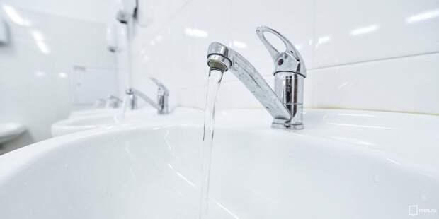 На Клинской жители провели несколько часов без воды из-за прорыва трубы