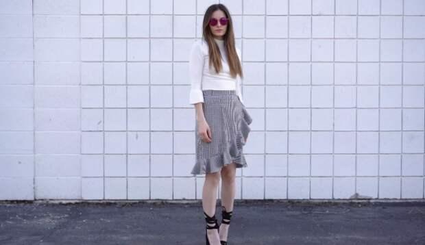 Переделка платья в юбку (МК)