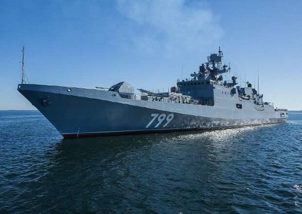 Украинский МИД увидел наступательную операцию в российских учениях у берегов Крыма