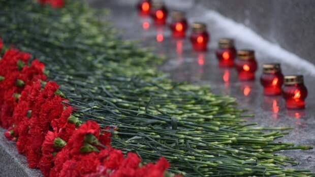 Дипломаты РФ в Словении возложили цветы к мемориалу красноармейцев в Любляне