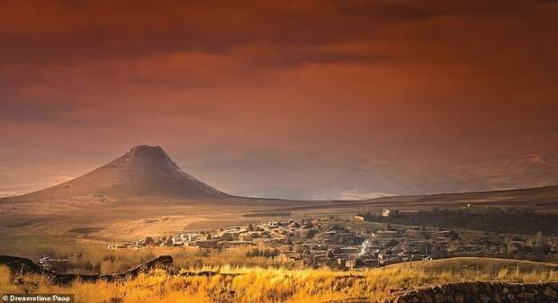 Мощь земли: самые впечатляющие вулканы планеты